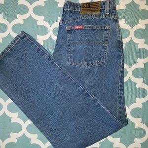 Vintage 80s Polo Ralph Lauren Blue Jeans